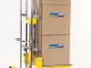 Elevador hidraulico LMS 400p capacidad