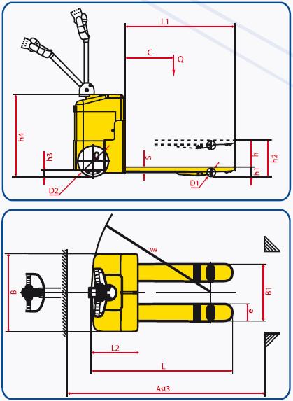EP-1500P MD diagrama