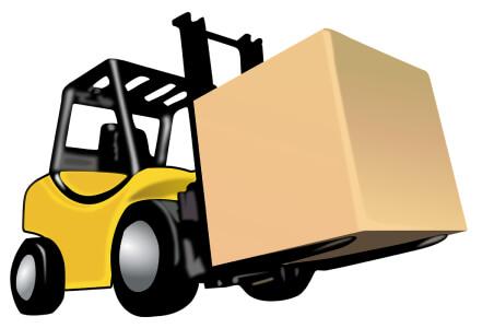 capacidad carga montacargas